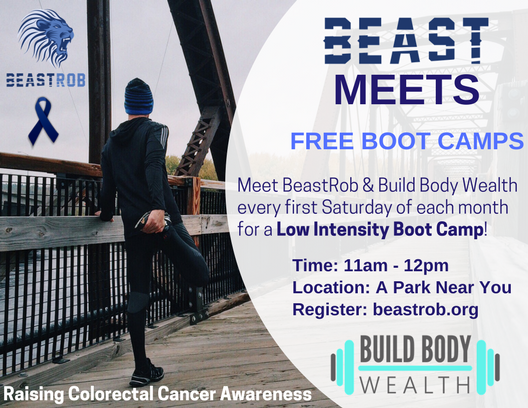 BEAST Meets – Free Boot Camp