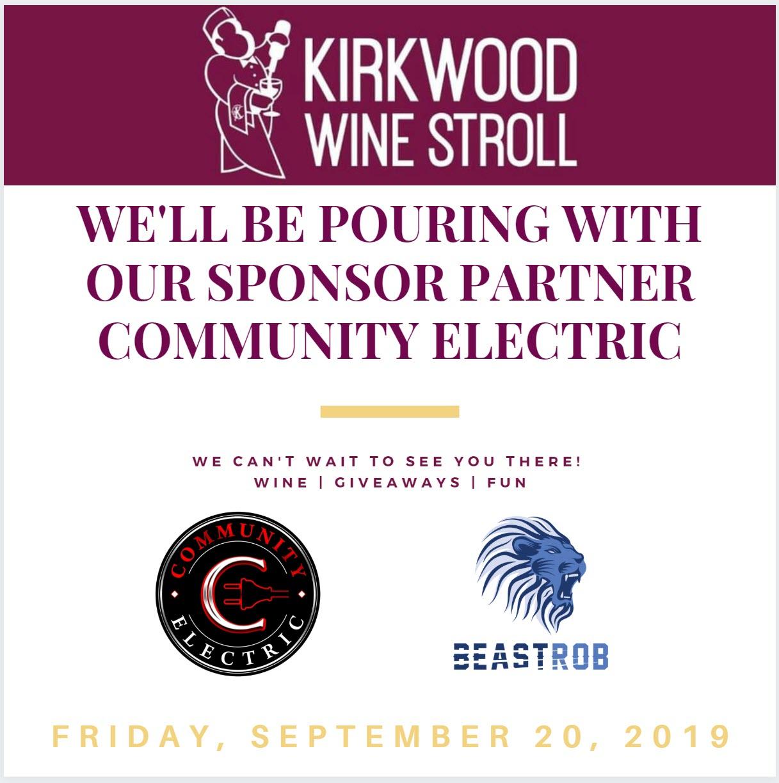 Kirkwood Wine Stroll