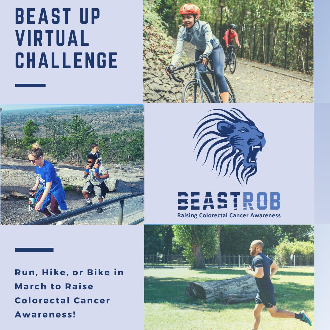 Beast Up Virtual Challenge